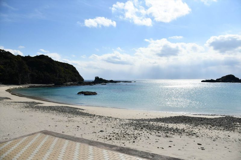 里野海水浴場